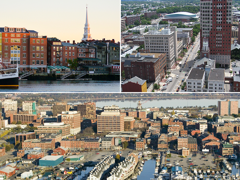 portsmouth manchester and portland